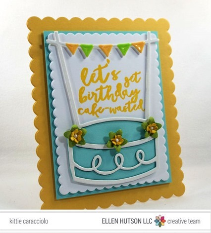 KC Essentials by Ellen Banner Cake 1 left