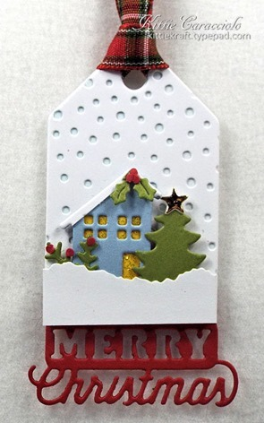 KC Impression Obsession Christmas Tags 4 house