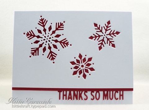 KC Impression Obsession Snowflake Cutout 5 center