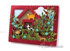 Die Cut Dogs and Cats