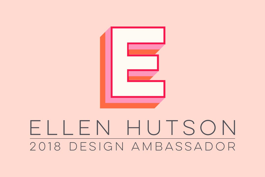 Ellen Designer Badge