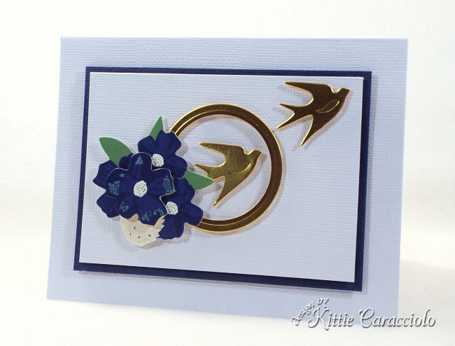 Spellbinders card kits provide lots of fun dies, parts and pieces to create several cards for all occasions.