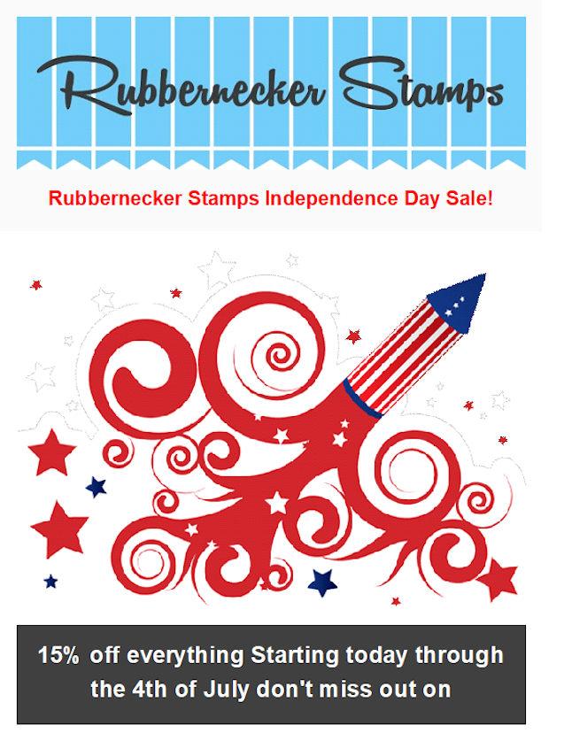 Rubbernecker 4th sale