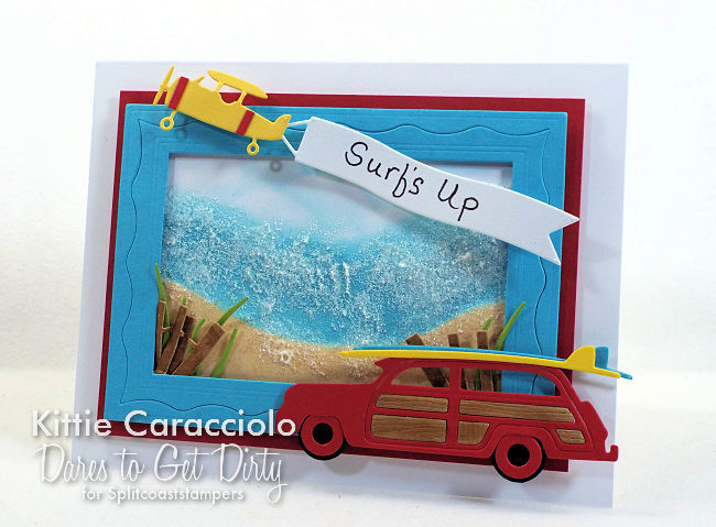 I woudl like to invite you to come see how I made this sunny die cut woody and surf boards card.