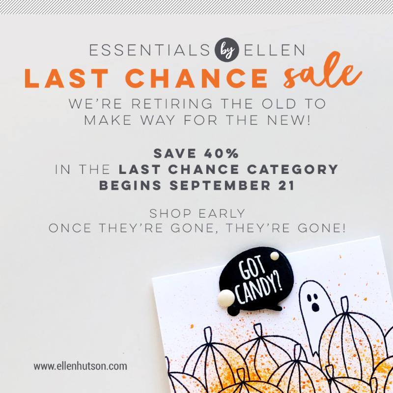 Check out the Ellen Hutson Last Chance Sale