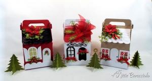 Charming Cottage Box Village