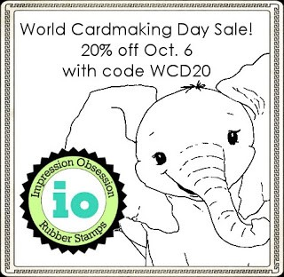 Impression Obsession World Card Making Day Sale