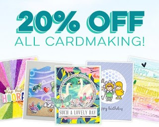 Scrapbook.com Wokrld Card Making Day Sale