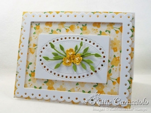 Die Cut Tiny Flowers and Rubbernecker Sale