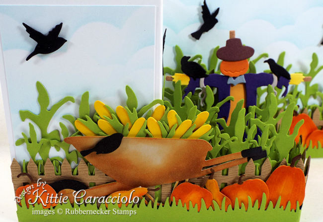 Come check out how iI made this colorful scarecrow z fold box card.