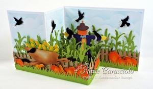 Scarecrow Z Fold Box Card