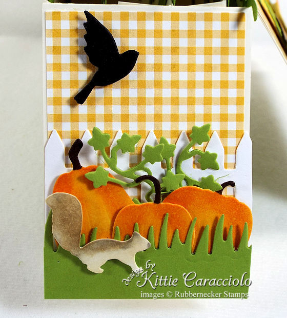 Come see my easy fall pop up box card ideas.