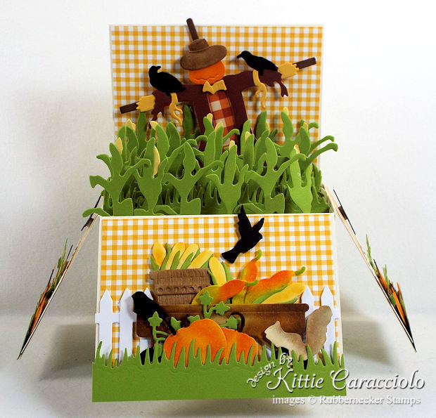 Come see my fun fall pop up box card ideas.
