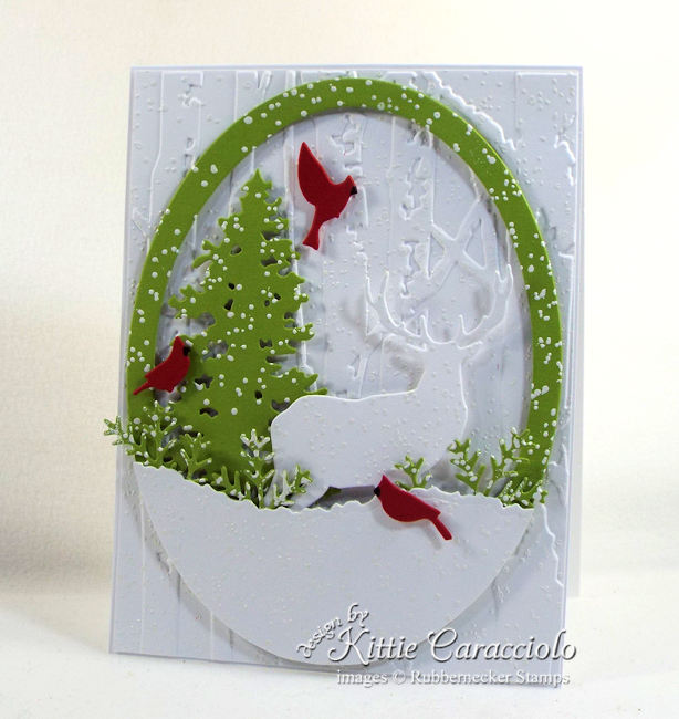 Click through to check out the lastest of my winter greeting cards!