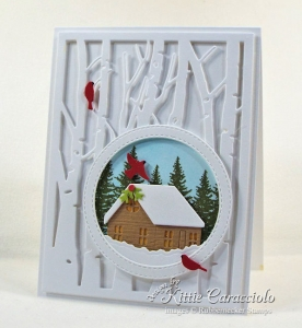 Handmade Winter Cards that Will Warm Your Heart