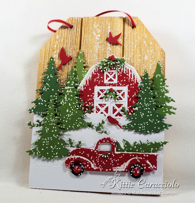 Red truck Christmas decor is so popular this year. Come see how I created a piece of decor of my own.