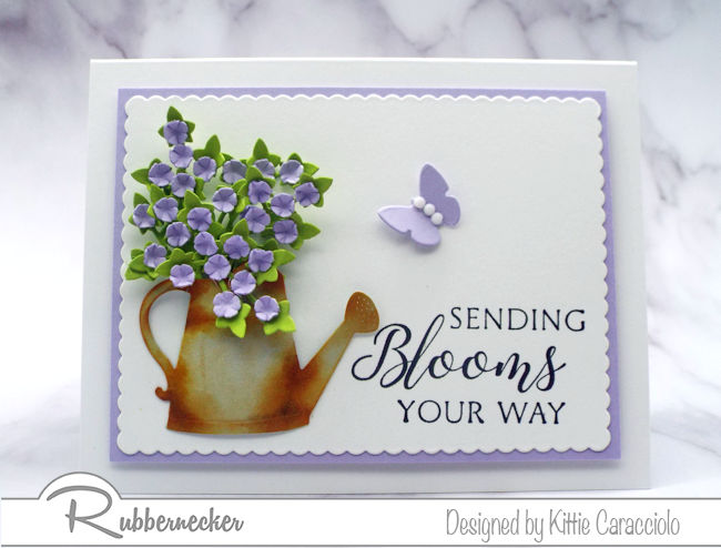 I am always looking for sentiments for handmade cards that are all occasion - come see why I love this one!