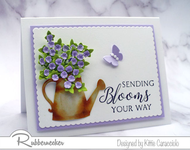 Sentiments for handmade cards can be hard to find - come see why this one from Rubbernecker is a great pick!