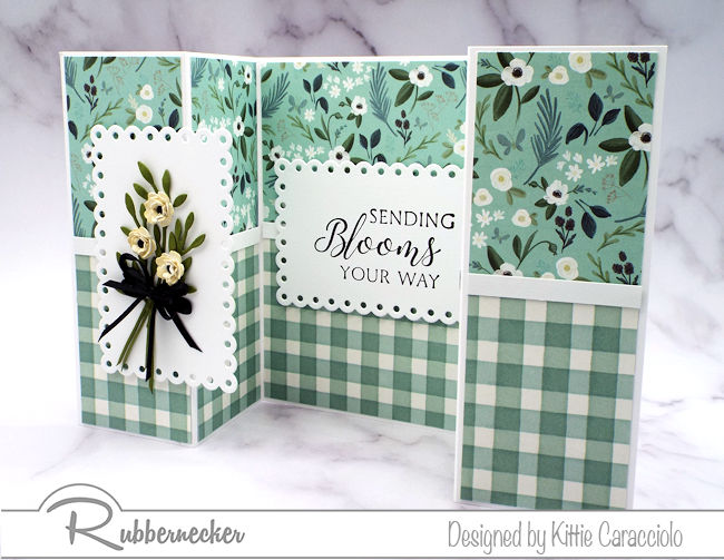 Come learn why a double shutter card is one of my most useful types of cards to make and send!