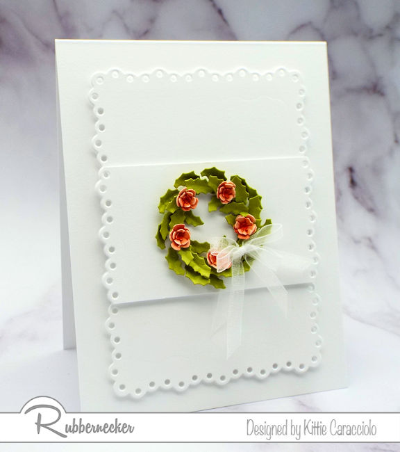 These wreath cards with their spring vibes are perfect for so many occasions - click through to learn more!