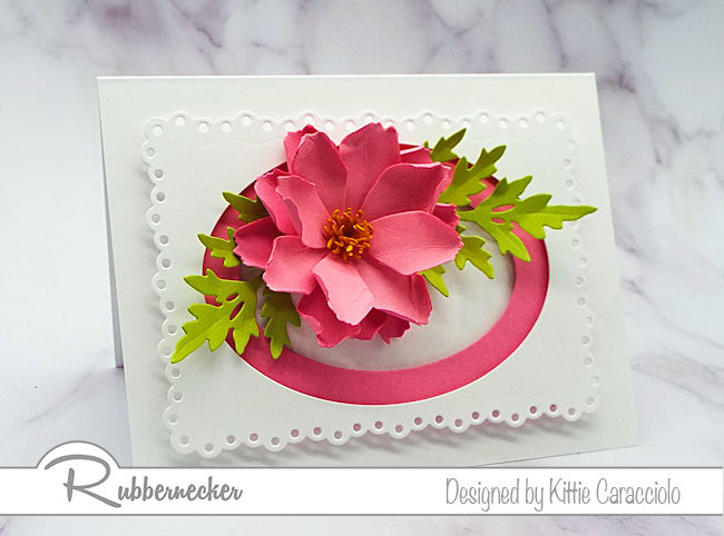 How to Make 3D Paper Flowers – Easy!