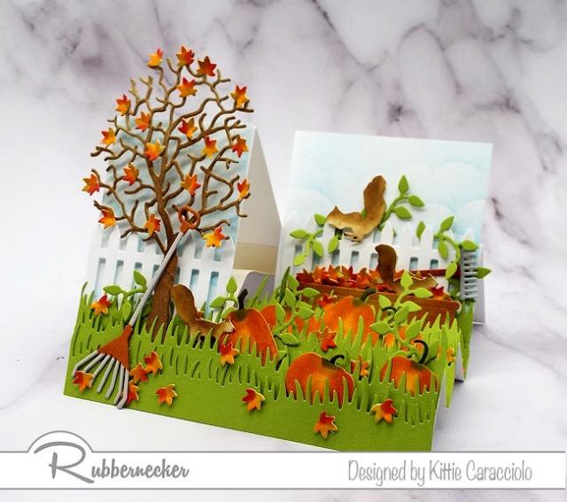 KC Rubbernecker 5215-05D Pumpkins and Ivy 5 right