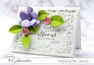 Frame a Sentiment with Flowers