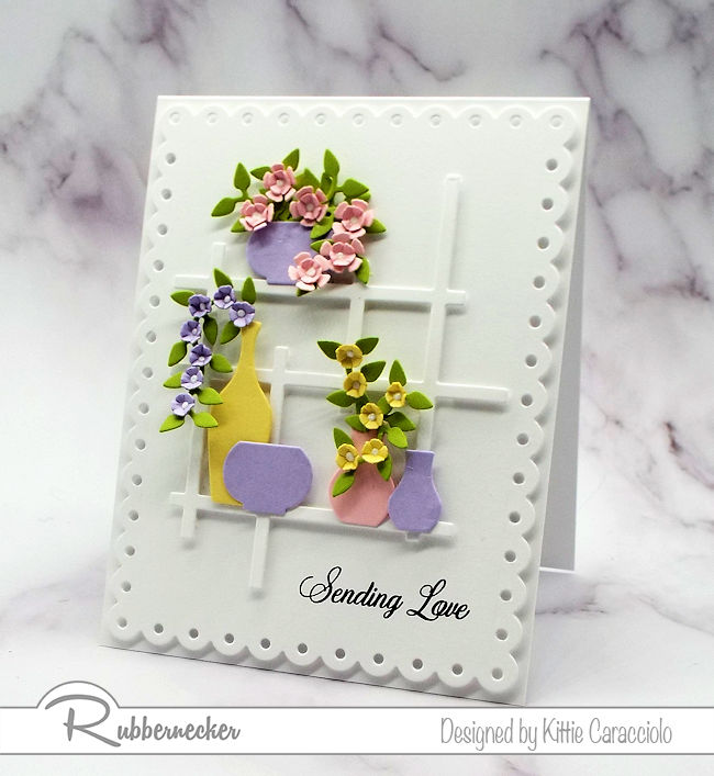 Card with Pastel Colors