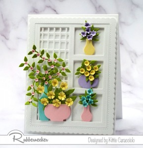 Card with Soft Colors
