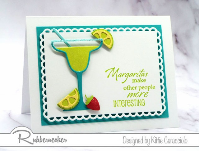 A margarita card is a fun way to invite friends and family to a virtual happy hour.