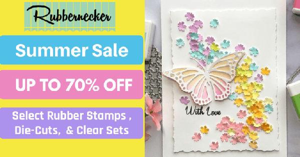 Rubbernecker June Summer Sale
