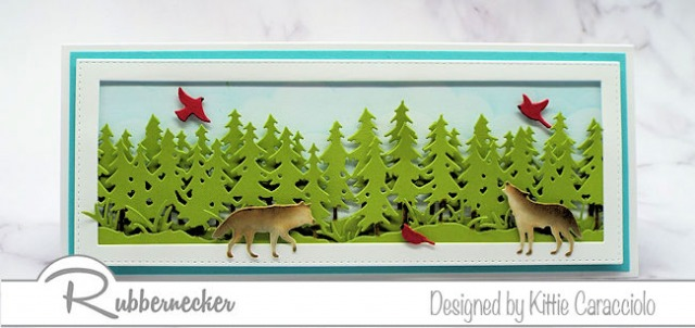 This wolf greeting card is perfect for your favorite guy or lone wolf friend - come get the details!