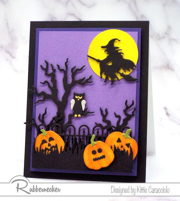 Spooky Halloween Cards!
