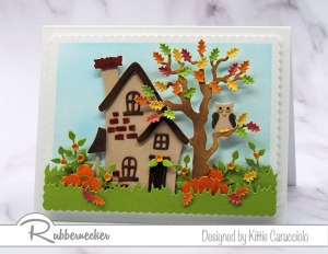 Fall Leaves and Pumpkins and Halloween Sale
