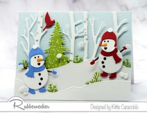 Snowman Card Ideas To CRACK YOU UP!