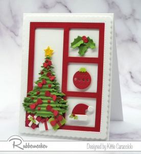 Cute Christmas Die Cuts for Cards