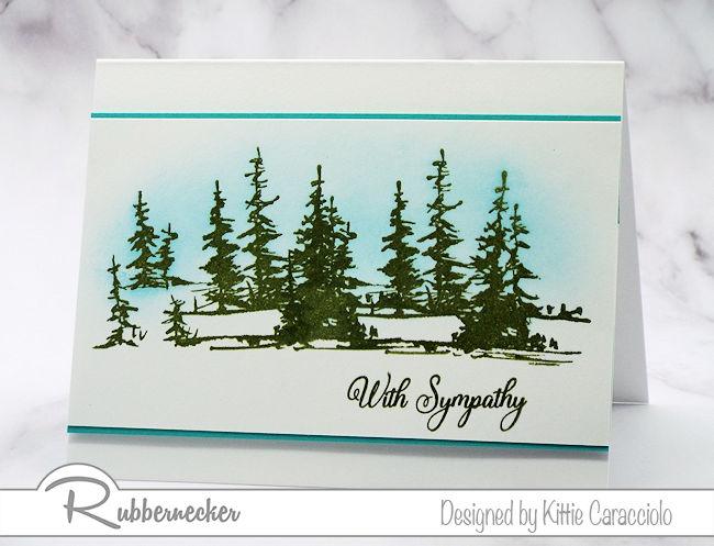 A Simple Idea for Handmade Sympathy Cards