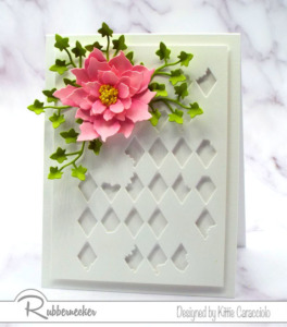 Use Your Poinsettia Die Cuts All Year Long!