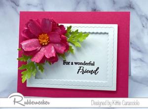 Watch My Paper Flower Tutorial Video!