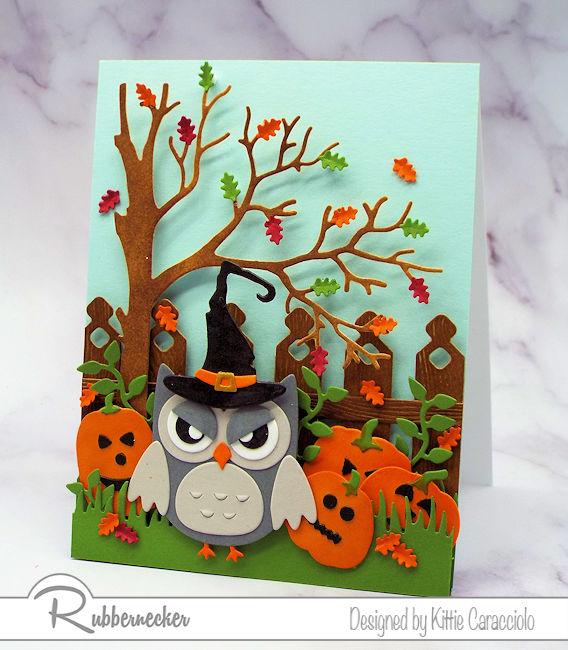 Cute and Fun DIY Halloween Cards!