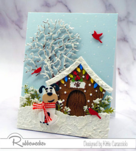Handmade Christmas Cards With Dogs